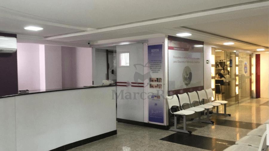 sistema atendimento senhas clínica hospital